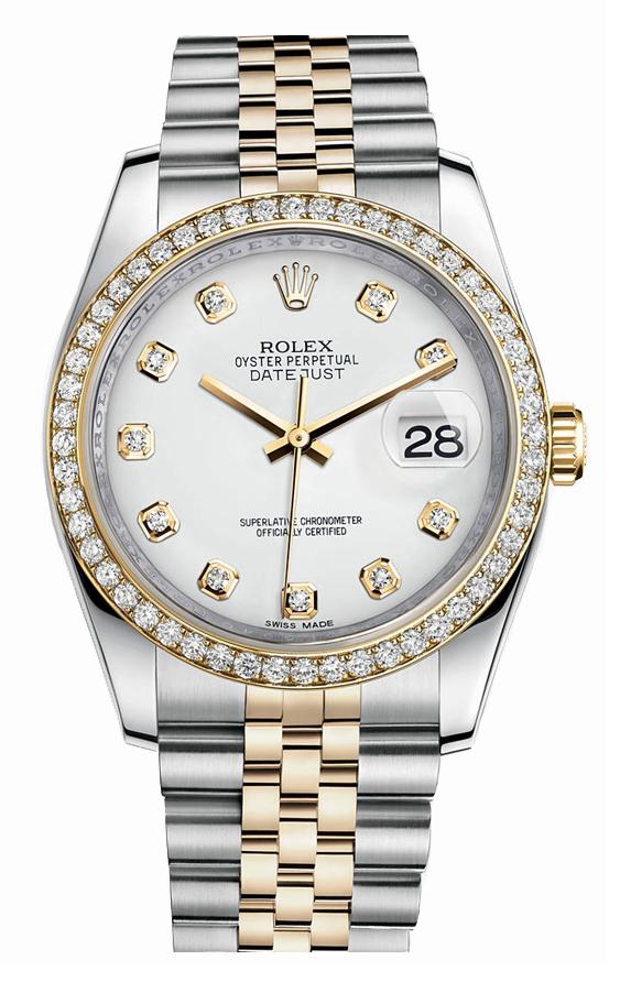 Rolex Datejust 116243 Jubilee