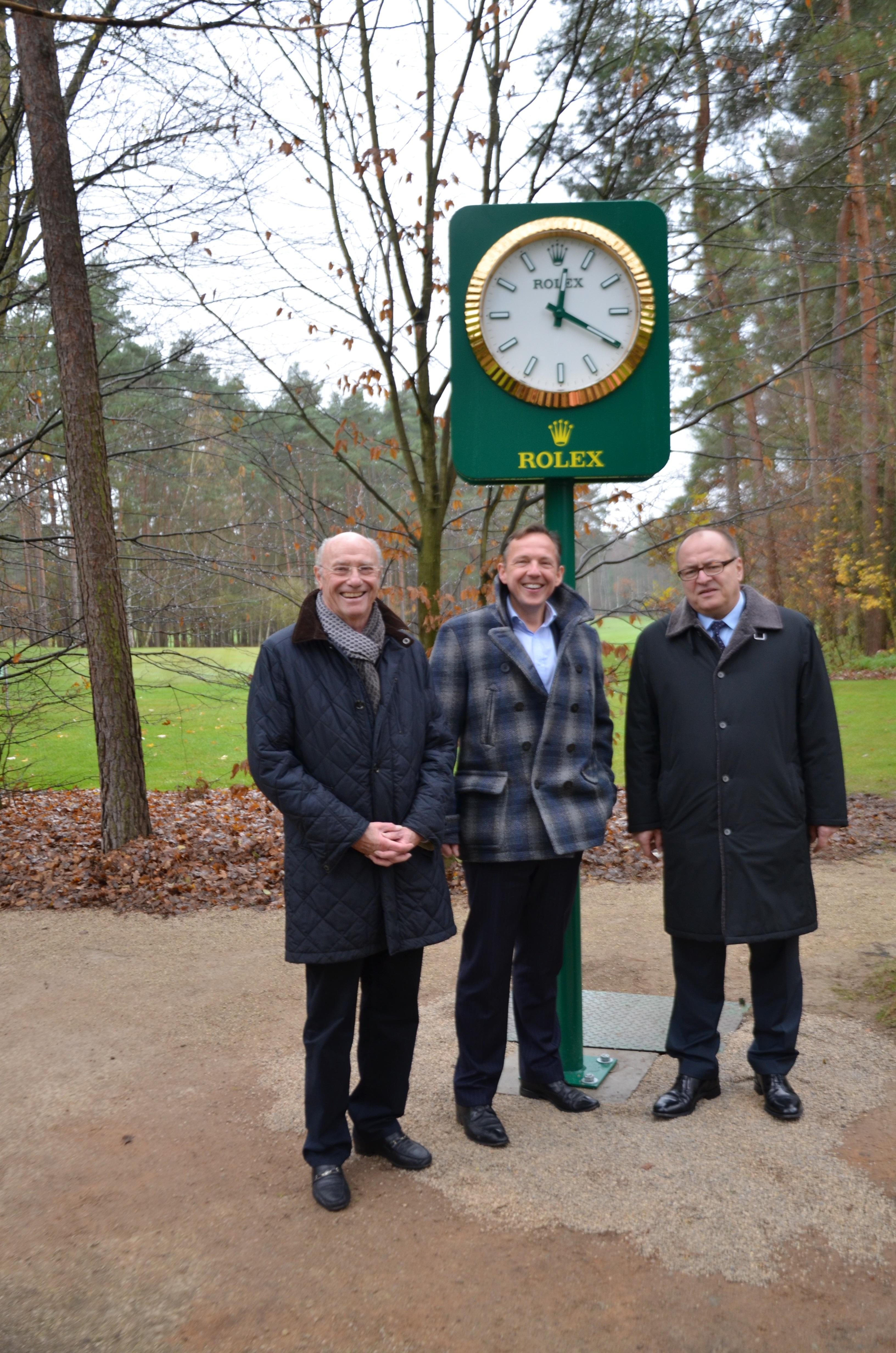 Golfclub Uhr