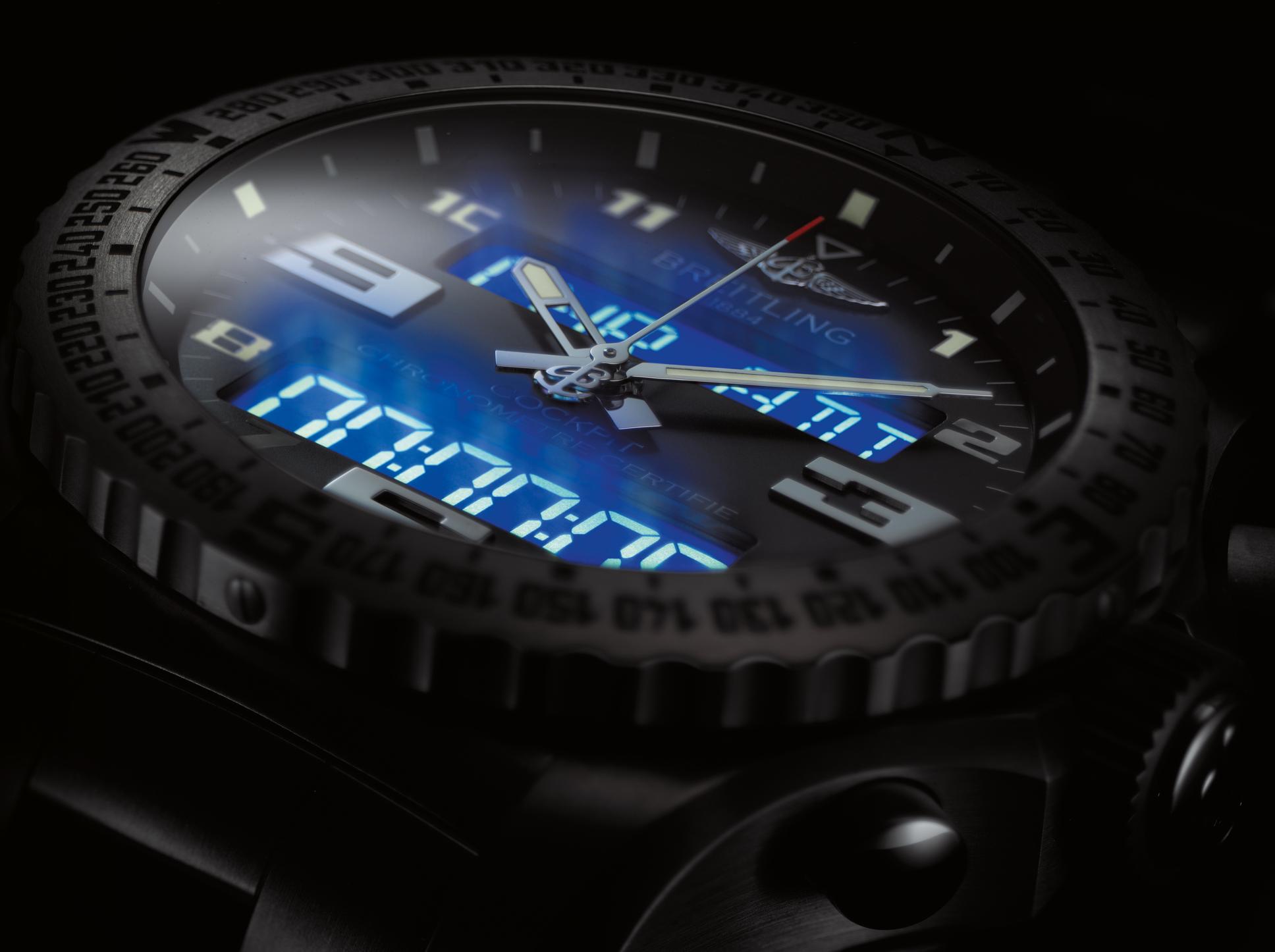 Breitling B50 Titan