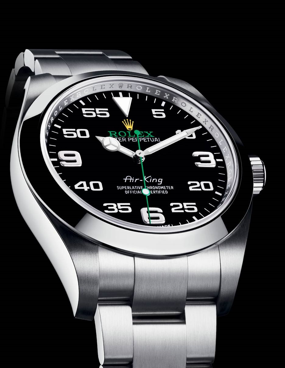new-rolex-air-king-waterproof-watch